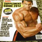 Muscle & Performance Magazine Presents Supplement Guide 2012