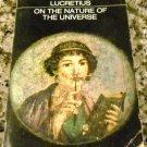 Lucretius on the nature of the universe by Titus Lucretius Carus (1968)