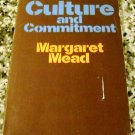 Culture and Commitment: A Study of the Generation Gap by Margaret Mead (Jun 1970)