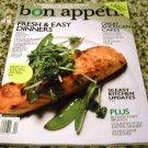 Bon Appetit Magazine April 2010 Fresh & Easy Dinners