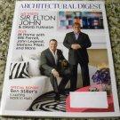 Architectural Digest March 2013 Sir Elton John & David Furnish at Home