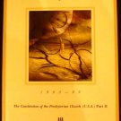 Book of Order 1998/1999: The Constitution of the Presbyterian Church (U.S.A.), Part II