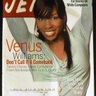 Jet Magazine September 3, 2007 Venus Williams