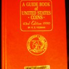 A Guide Book of United States Coins 1990 by R.S. Yeoman (1989, Hardcover)