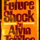 Future Shock [Mass Market Paperback] Alvin Toffler (Author)