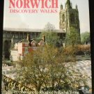 Norwich Discovery Walks [Import] [Paperback] Rachel Young (Author)