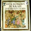 Leo & Blossoms Sukkah (Paperback) by Jane Breskin Zalben (Author)