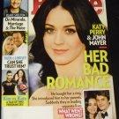 People Magazine April 1, 2013 - Katy Perry & John Mayer