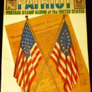 PATRIOT POSTAGE STAMP ALBUM OF THE UNITED STATES by Unknown (1987)