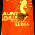 Aunt Julia and the Scriptwriter: A Novel by Mario Vargas Llosa and Helen R. Lane (Oct 2, 2007)
