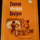 Famous Mormon recipes by Winnifred C Jardine (1972)