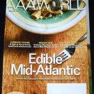AAA World Magazine May/June 2013 (Edible Mid-Atlantic)