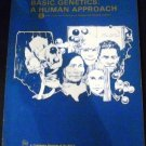 Basic Genetics: A Human Approach by Kendall/Hunt Publishing Company (Mar 1994)
