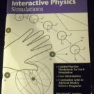 Interactive Physics Simulations by Addison-Wesley