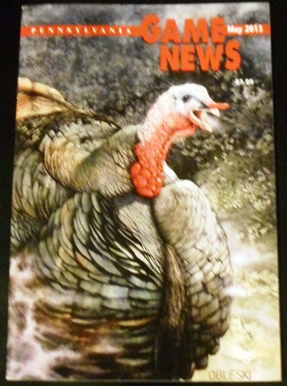 Pennsylvania Game News May 2013