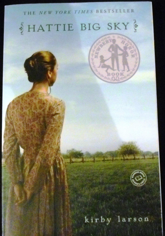 Hattie Big Sky (Readers Circle) by Kirby Larson (Dec 26, 2007)