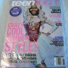 Teen Vogue Magazine June / July 2013 Nicki Minaj