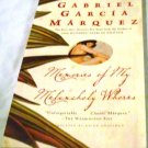 Memories of My Melancholy Whores by Gabriel Garcia Marquez and Edith Grossman (2006)