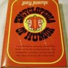 Joey Adams' encyclopedia of humor [Hardcover] Joey Adams (Author)
