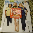 People Magazine June 17, 2013 Boston Strong Bombing Survivor Stories