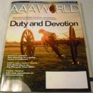 AAA World Magazine July/August 2013 (Duty and Devotion)