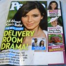 People Magazine July 1, 2013 All About Kim's Baby