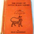 The Story of Little Black Sambo [Hardcover] Helen Bannerman