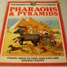 Time Traveller Book of Pharaohs and Pyramids [Paperback] Allan (Author)