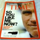 Time magazine, January 16, 2012-Mitt Romney, after Iowa Caucuses, So You Like Me Now?
