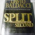 Split Second [Hardcover] David Baldacci (Author)