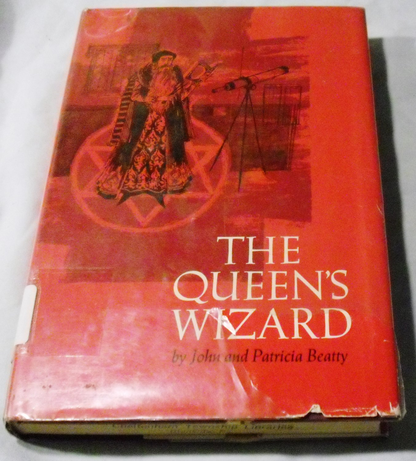 Queen's Wizard [Hardcover] by John and Patricia Beatty