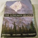 The Longman Reader, 7th Edition by J. Nadell, J. Langan and E. Comodromos (2004)