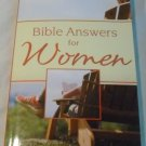 Bible Answers for Women by Barbour Publishing (Mar 2008)