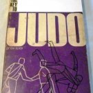 The Key to Judo by Ishi Black and Murray Keshner (1962)