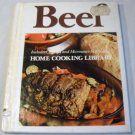 BEEF: HOME COOKING LIBRARY, VOL. 1 Includes Crockery and Microwave Instructions