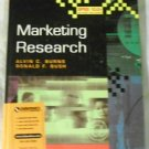 Marketing Research with SPSS 10 CD (3rd Edition) [Hardcover] Alvin C. Burns, Ronald F. Bush