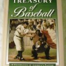 Treasury of Baseball: A Celebration of America's Pastime - Hardcover – 1994 by Paul Adomites