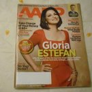 AARP Magazine August - September 2013 - Gloria Estefan