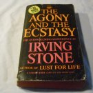 The Agony and the Ecstasy (A Signet Book) by Irving; Irving Stone (Author)