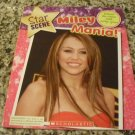 Miley Mania! Behind the Scenes with Miley Cyrus (Star Scene) by Jackie Robb (2008)