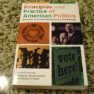 Principles and Practice of American Politics: Classic and... by S. Kernell & S. Smith (2009)