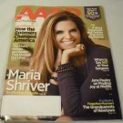 AARP December 2013/January 2014 Maria Shriver An Intimate Interview