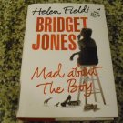 Bridget Jones: Mad About the Boy by Helen Fielding (Oct 15, 2013) - Deckle Edge
