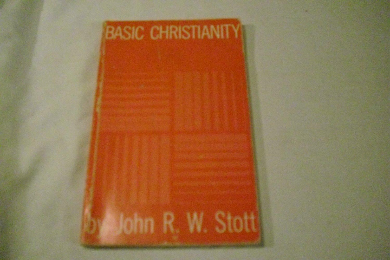 Basic Christianity (IVP Classics) by Stott, John