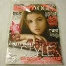 Teen Vogue Magazine December/January 2014 - Selena Gomez