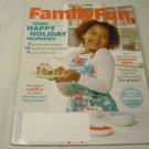 Family Fun Magazine December/January 2014 - Make Happy Holiday Memories