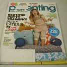 Parenting Magazine March 2013 - Bedtime! Potty Training! Picky Eaters