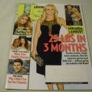 US Weekly Magazine November 25, 2013 - 25 lbs in 3 Months