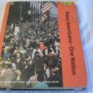 Many Americans--one nation (The Noble and Noble basal social studies series. Man and his world)