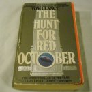 The Hunt for Red October (Jack Ryan) Paperback – October 1, 1985 by Tom Clancy (Author)